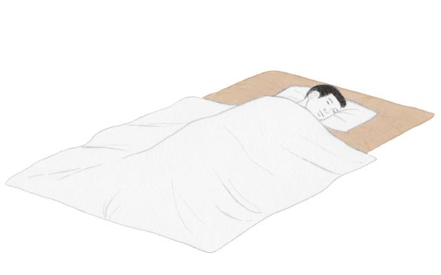 リアルな夫婦の寝室事情