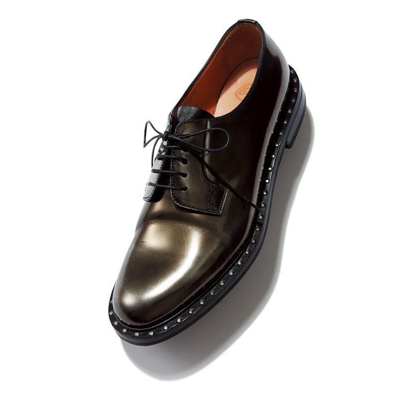 スマートさはそのままに、アッパーやソールに個性が光る「マニッシュ靴」_1_1-7