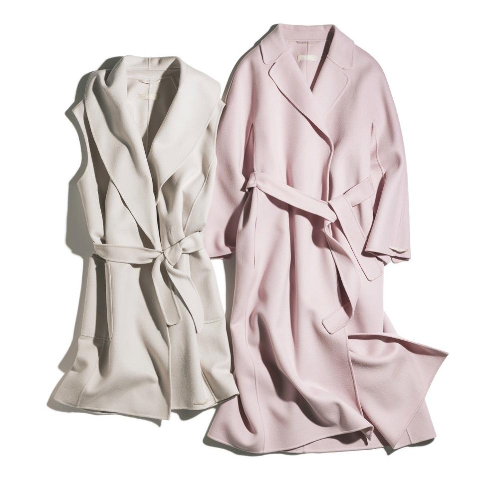 ファッション エス マックスマーラのコート