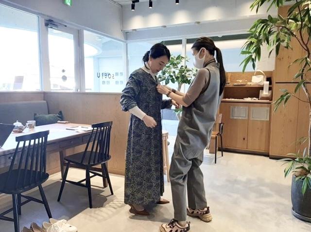 ☆『SOÉJU代官山』☆40代体型変化をスタイリストさんと攻略part2☆_1_4-1