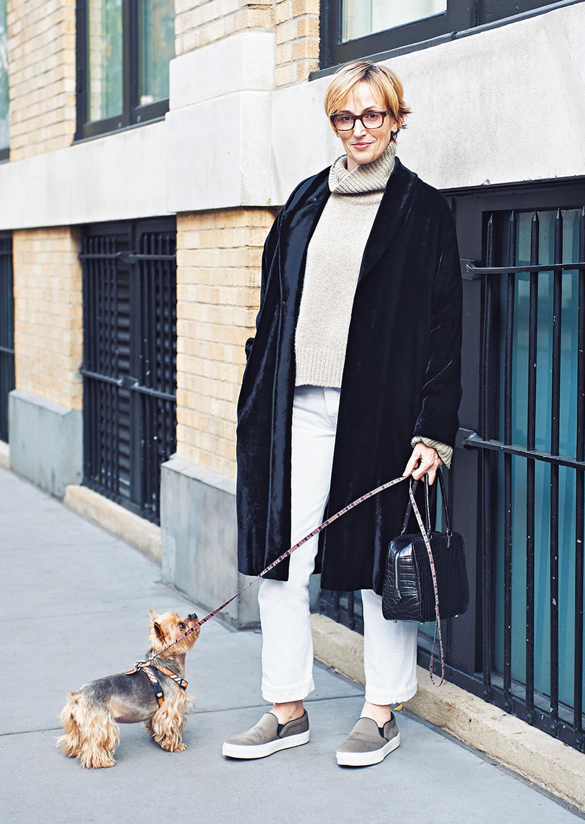 「辛口ショートブーツ」とあったか可愛い「ファーつき靴」【ファッションSNAP ミラノ・パリ・NY編】_1_2-1