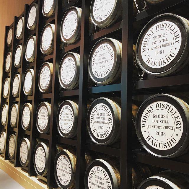 八ヶ岳にあるサントリー白州蒸溜所へ。ウィスキー博物館を見学し、すっかりウィスキーファンに♡_1_2