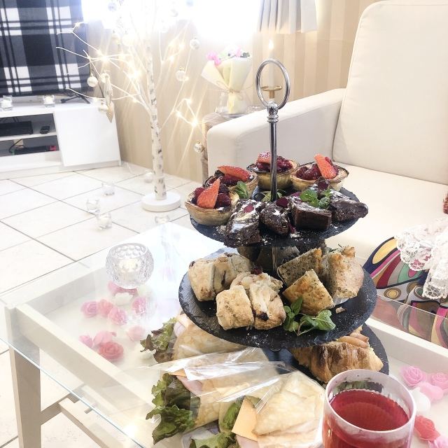 Sweets Tea Party♡_1_1