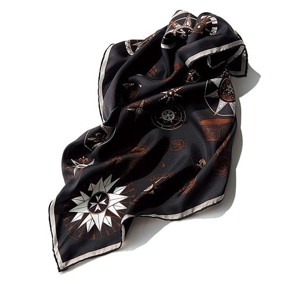 オバちゃんに見えないスカーフの巻き方&選び方_1_2