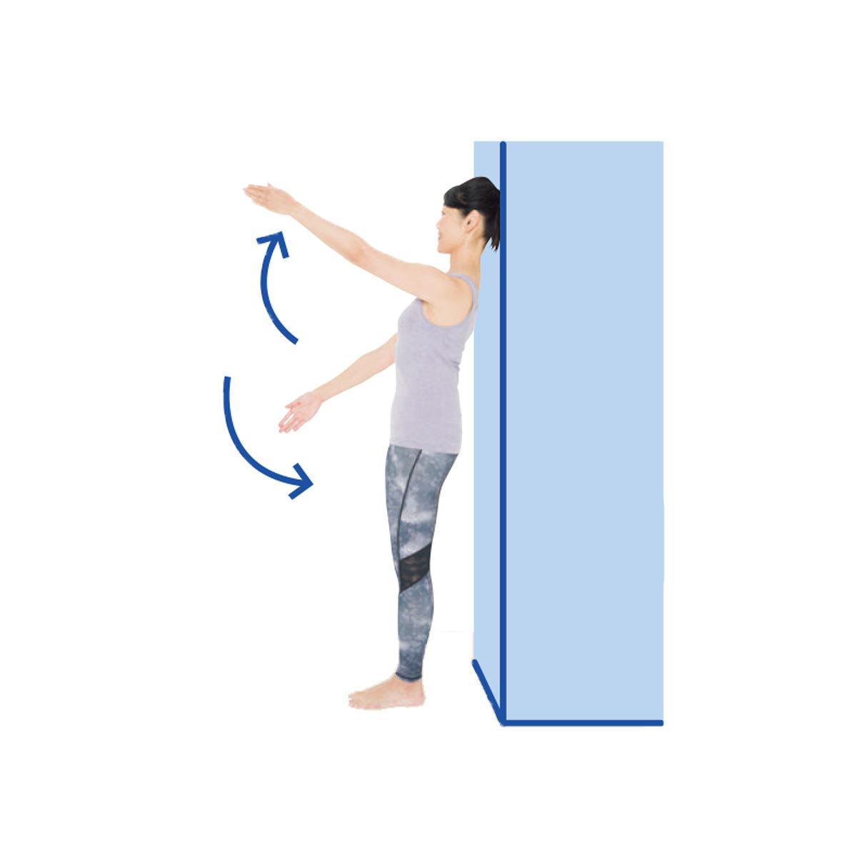 気づいたら即、実践できる「頭を正しい位置に戻す」エクササイズ【キレイになる活】_1_3-4