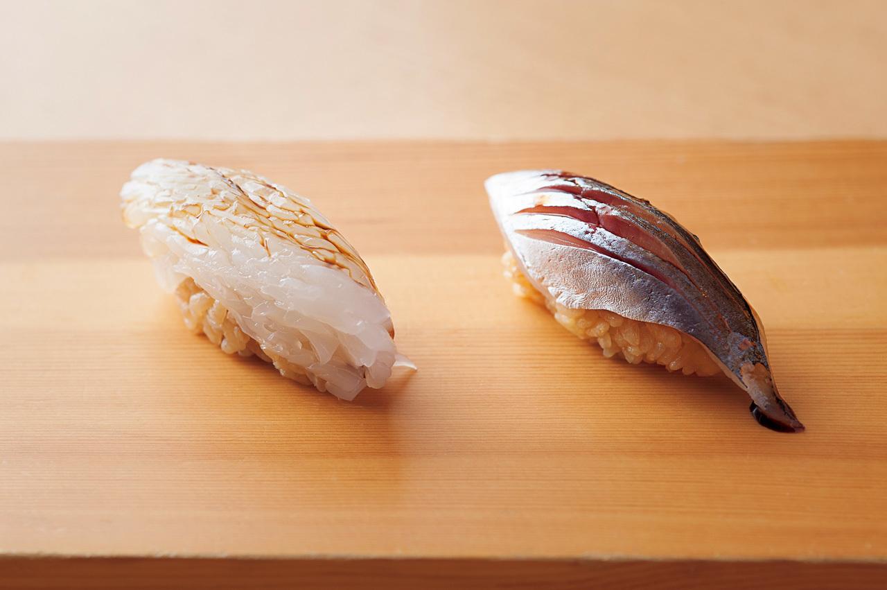 """ご主人の個性的な鮨で """"富山の海の幸"""" を存分に 鮨し人_1_3"""