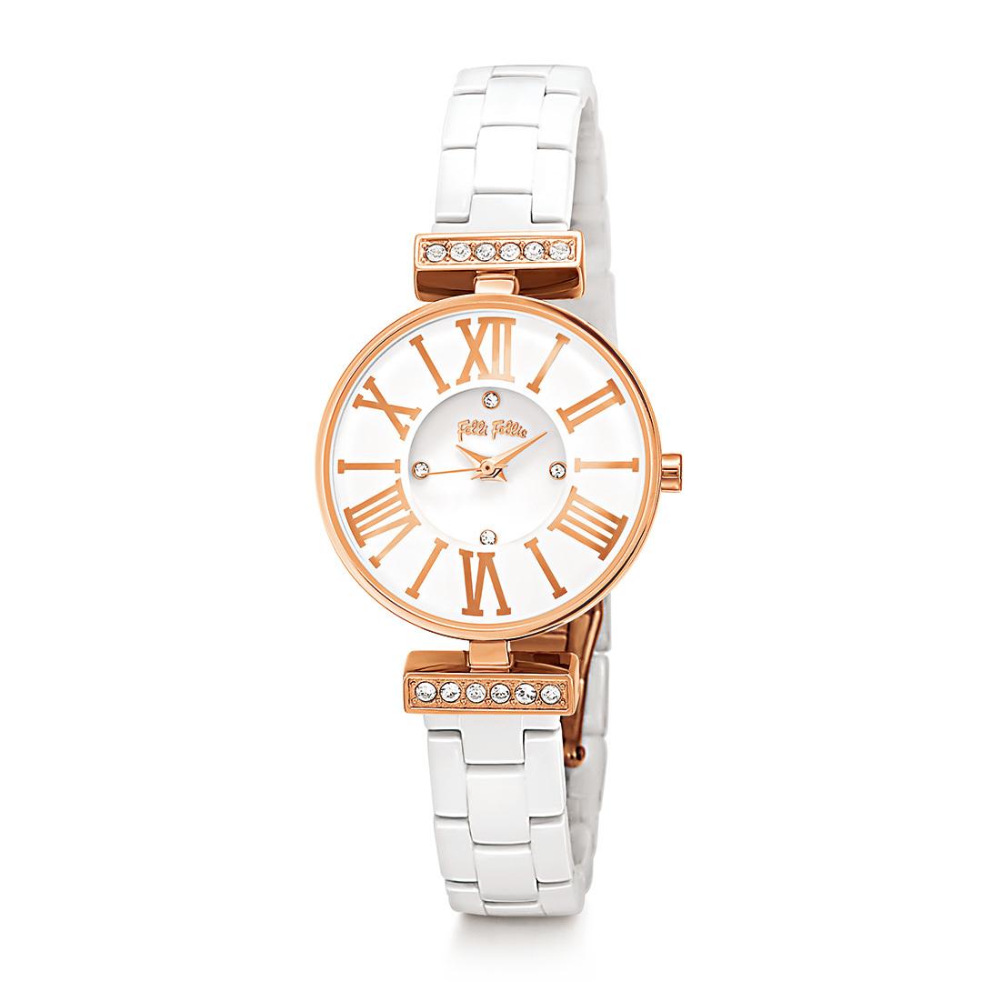 可愛いままで大人♡ のクリスマスプレゼントならフォリフォリのフェミニン腕時計_1_2-3