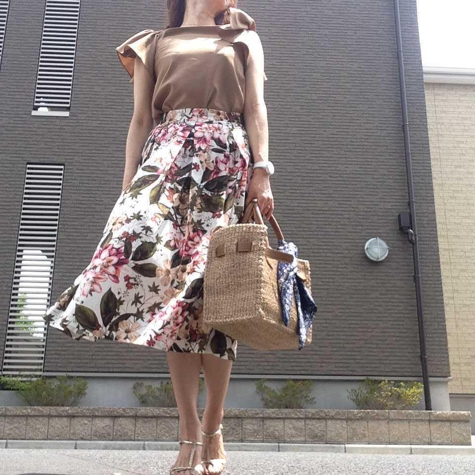 スタイルアップはあたりまえ!美女組さんこの夏のお気に入りボトム【マリソル美女組ブログPICK UP】_1_1-1