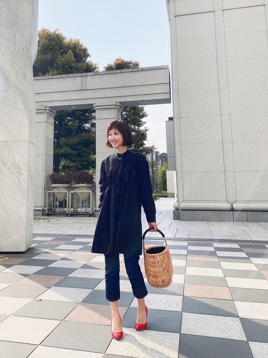 ZARAコーデ 50代読者ブロガーコーデ