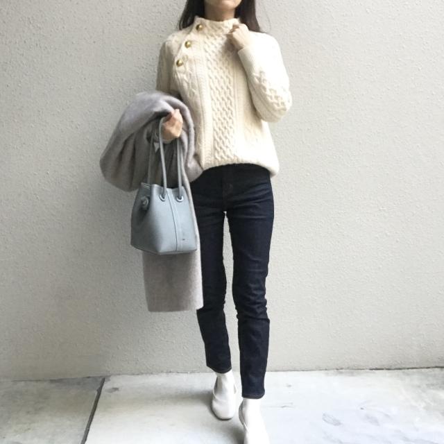 白い靴ってどう合わせてる?_1_2
