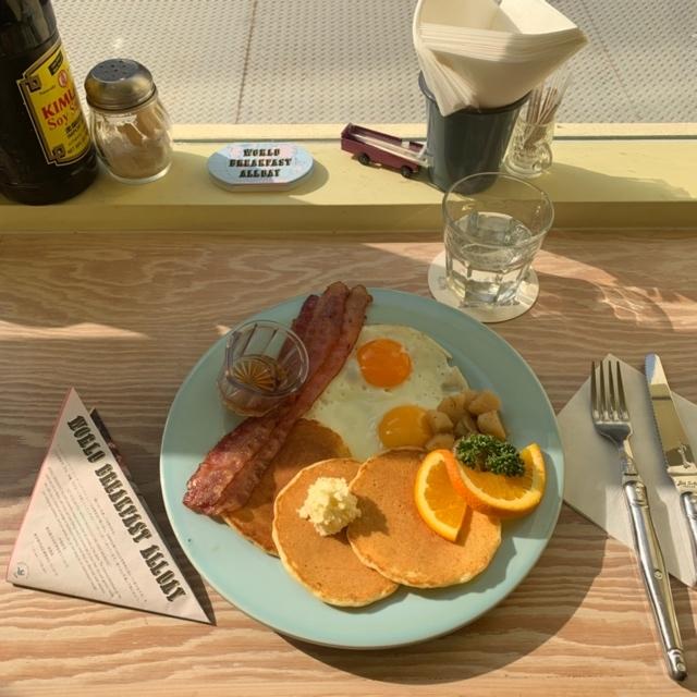 【 朝活 】世界の朝ごはんが食べられるカフェ ☺︎_1_5