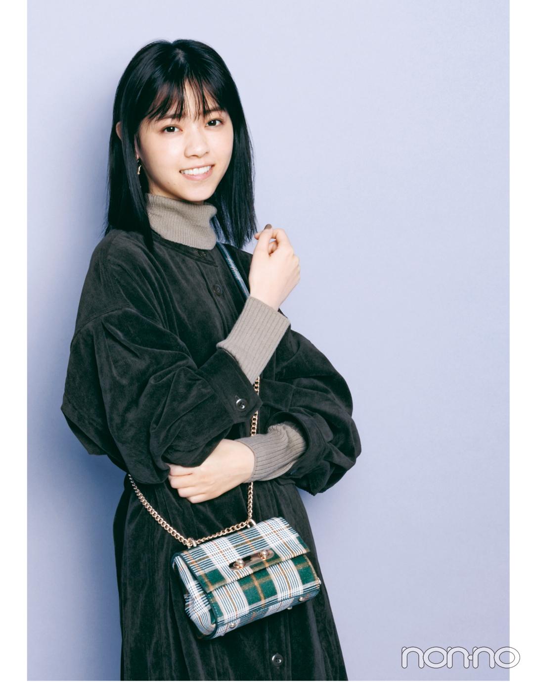 2019秋冬トレンド★ ベージュのシンプルニットを10倍可愛く着倒すアイディア_1_2