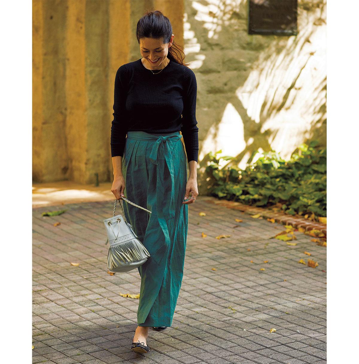 「 rei.」×ブレンダ話題のコラボアイテムから「シャツドレス」「リネンラップスカート」に注目!_1_1-4