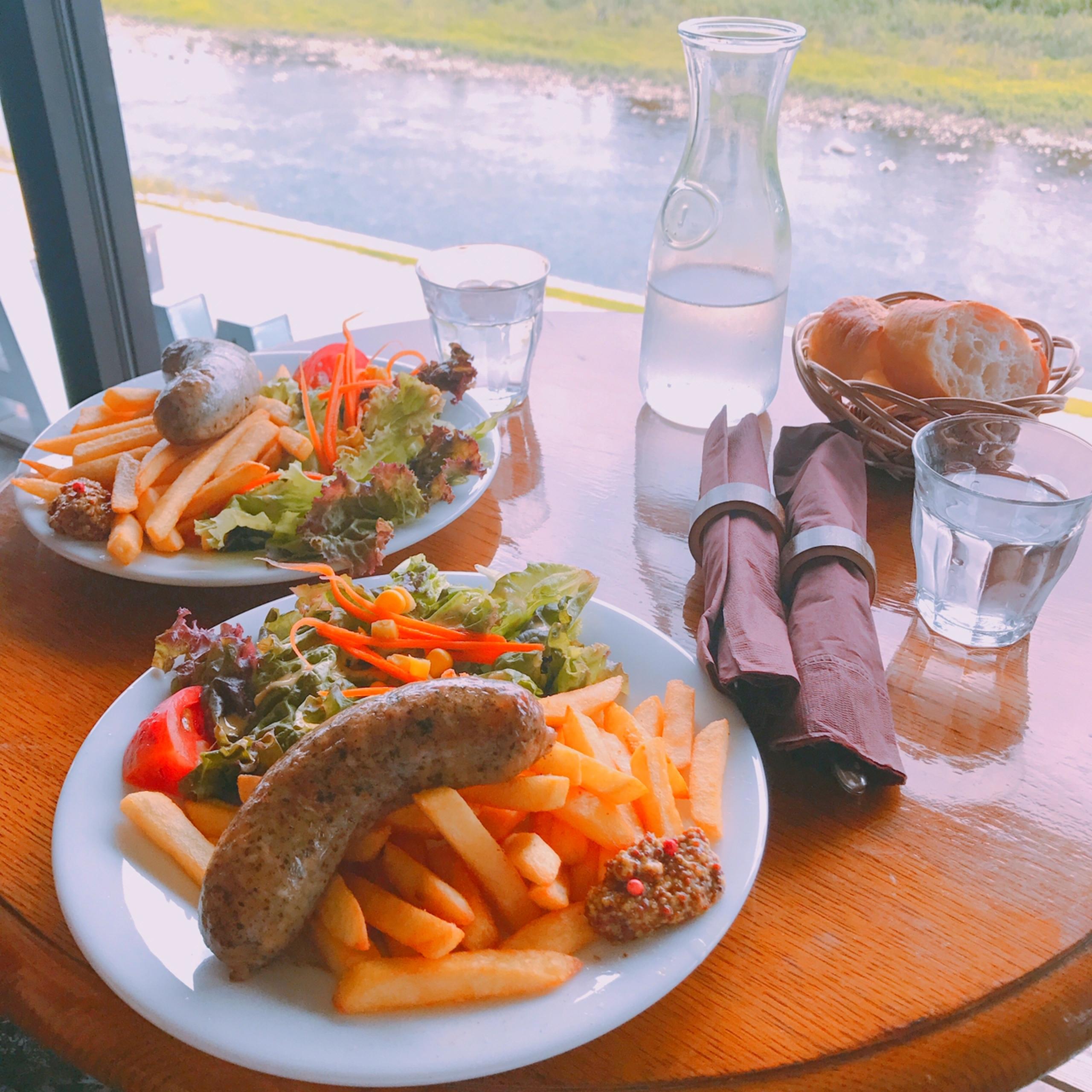 【このKYOTO cafeがアツイ!!】鴨川を見ながらランチ♡ kawacafe に行ってきました❁.*・゚_1_4