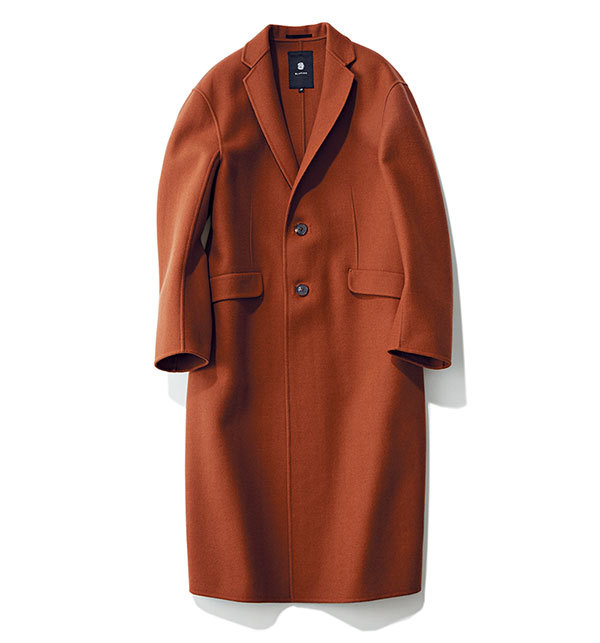 旬カラーの「ブラウン」のコートが1枚あれば、 おしゃれは一気に最旬に_1_1-1