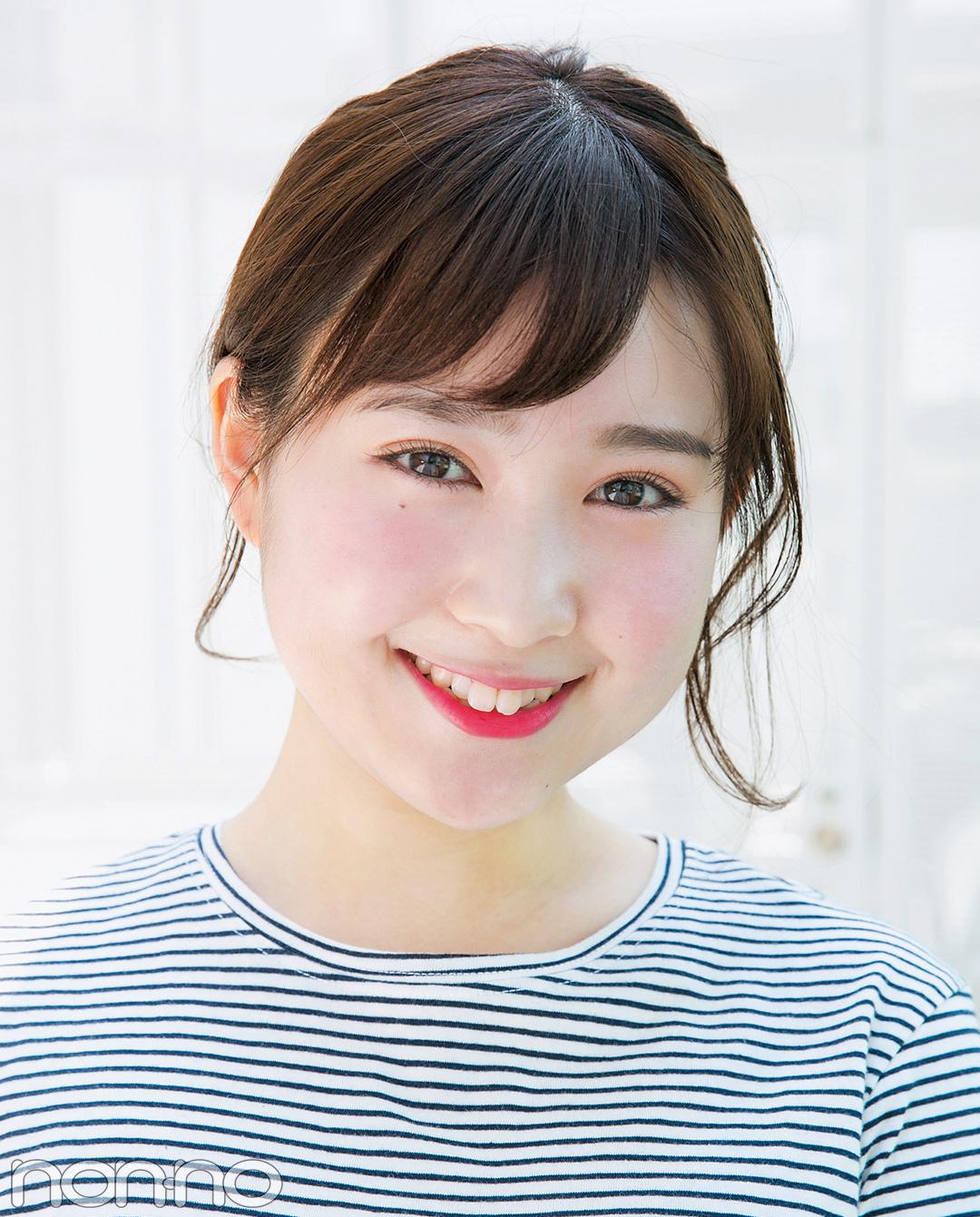 口コミ★カワイイ選抜No.16五味なる海さんはコンシーラーをハイライトとして使用!_1_2