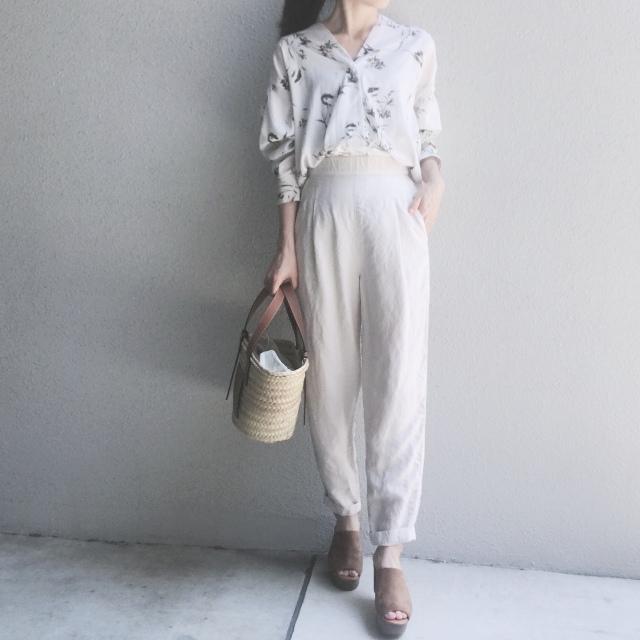 今選びたいのは、夏まで穿ける心地よい「リラックスパンツ」_1_1