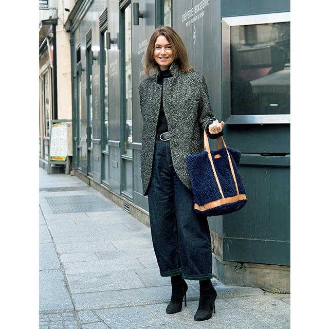 パリ&ミラノマダム 服に合わせやすく活動的な「ショートブーツ」コーデ