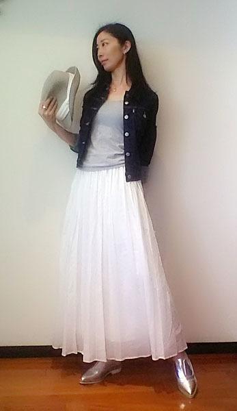 セールでいいんですか?!エストネーションでふんわり白スカートをGET!_1_1