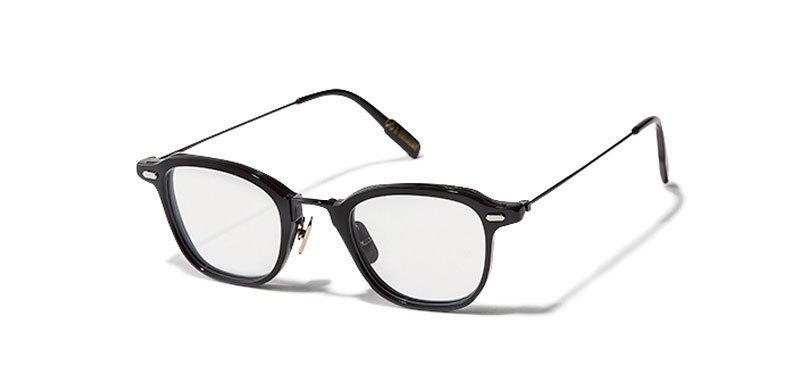 オージー・バイ・オリバー・ゴールドスミスのメガネ