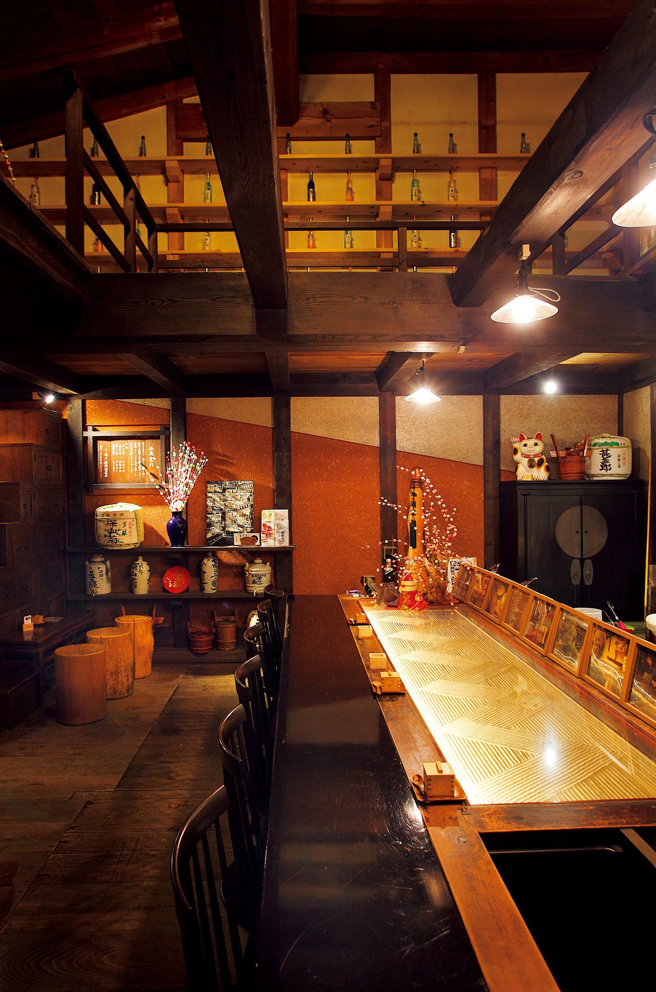 飛騨牛を堪能した後に立ち寄りたい高山の蔵元 舩坂酒造店_1_2