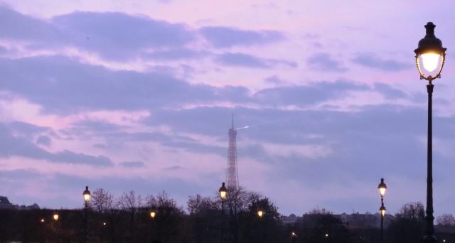 著作権の関係上、場面写真ではなく私が10年前にパリへ旅行した際の写真をお届けしております……。