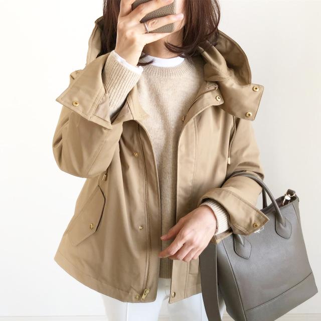 『UNIQLO』プレミアムラムセーター着回し【tomomiyuコーデ】_1_3