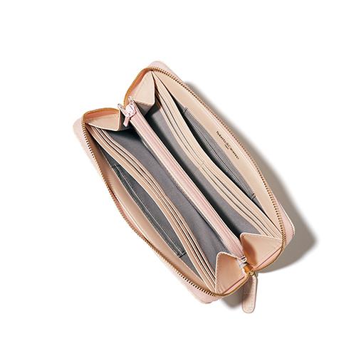 Roberta di Camerino×éclat スペシャルコラボ! 才色兼備なクロコ型押し財布が登場_1_2-2