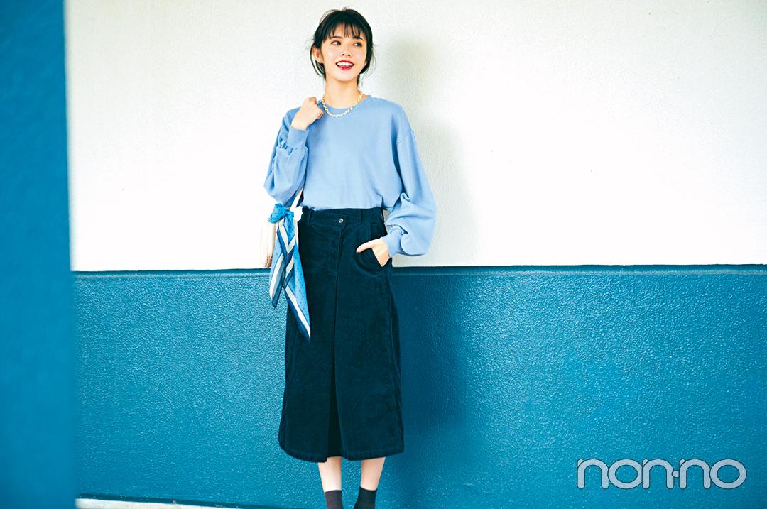 鈴木ゆうかの冬の推し服はきれい色スウェット! 最新3コーデはコチラ♡ _1_2