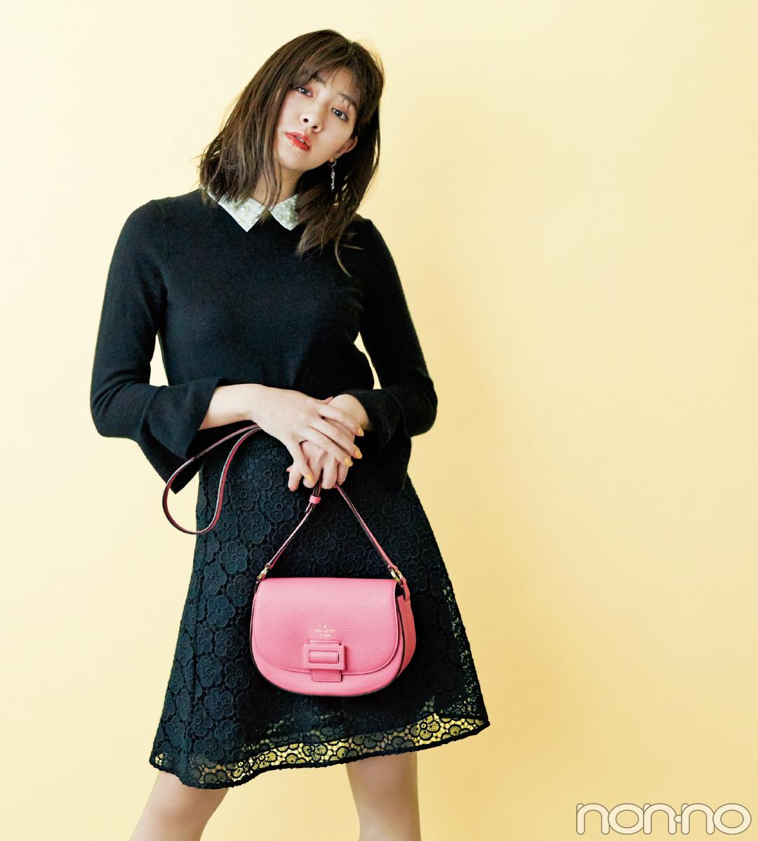 ケイトスペードの春新作バッグ、買うならコレ! 使えるA4トート&高見えショルダー_1_1
