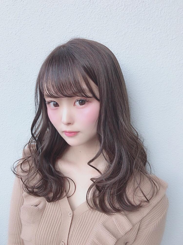 春のヘアカラーはアッシュの気分ヾ(о・ω・о)ノ吉田恵美3_1_3