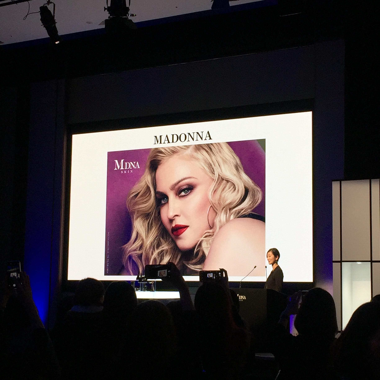 世界の歌姫マドンナプロデュース!MDNASKIN の新作。_1_1