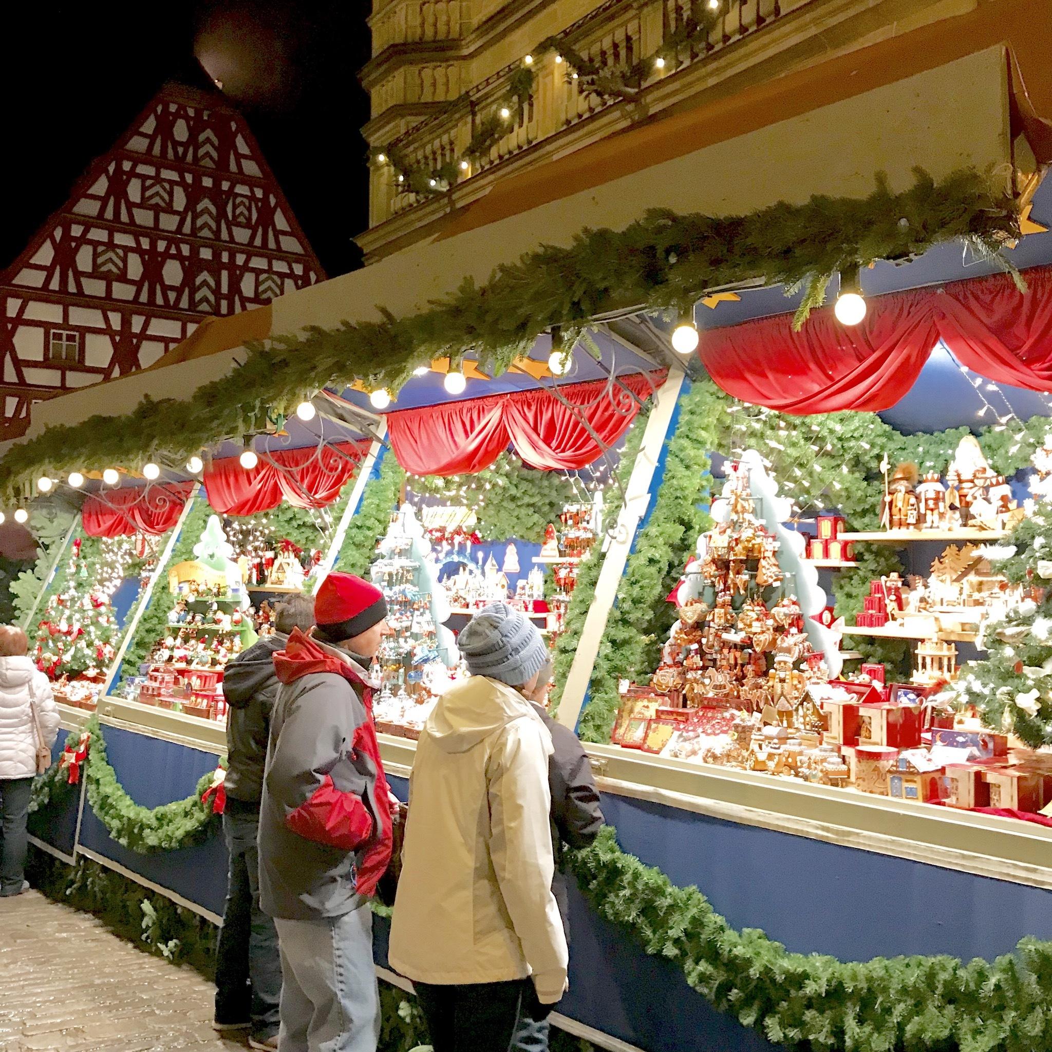 まるで、おとぎの国?本場ドイツのクリスマスマーケット*✩‧₊˚_1_7