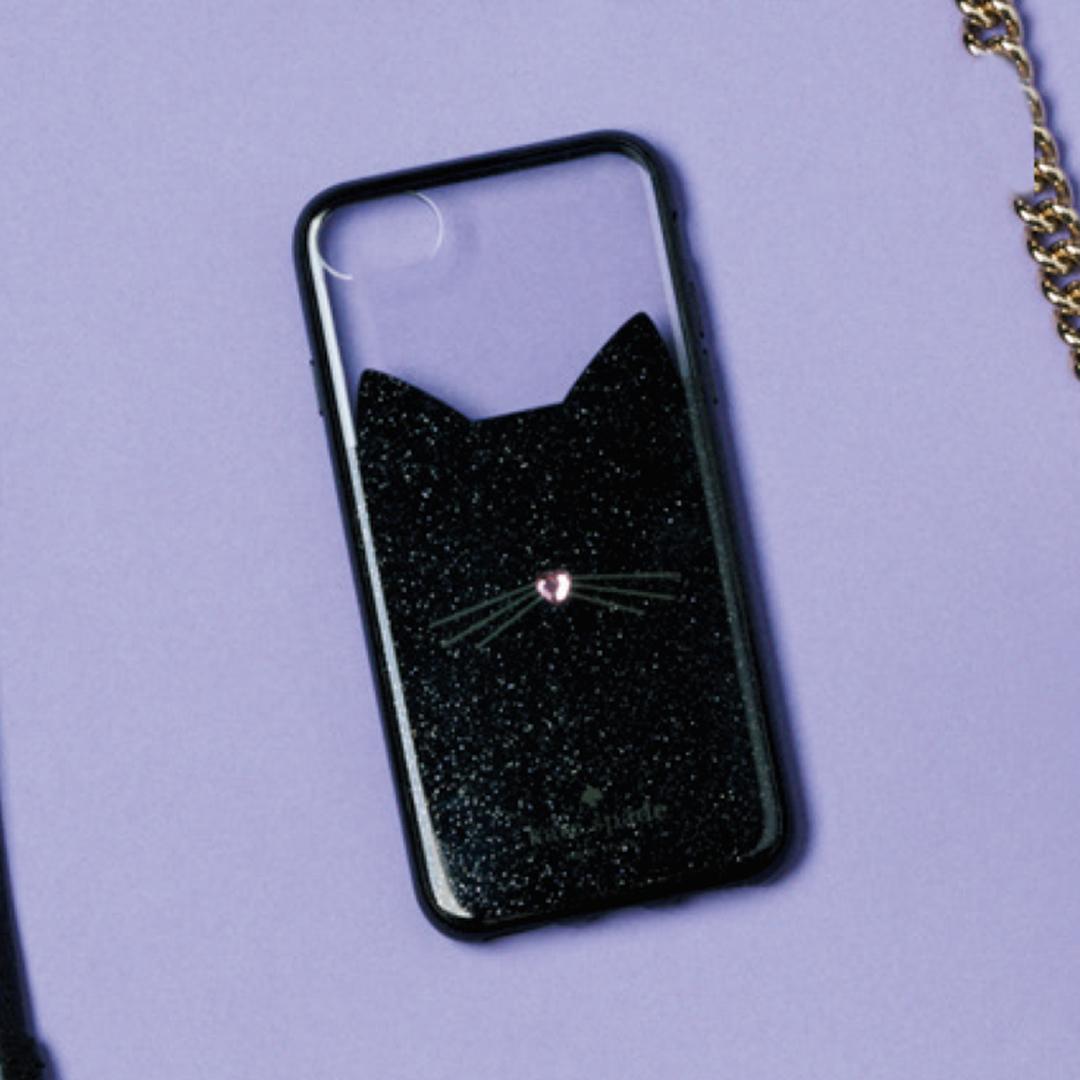 |ケイト・スペード ニューヨーク iPhone XRケース