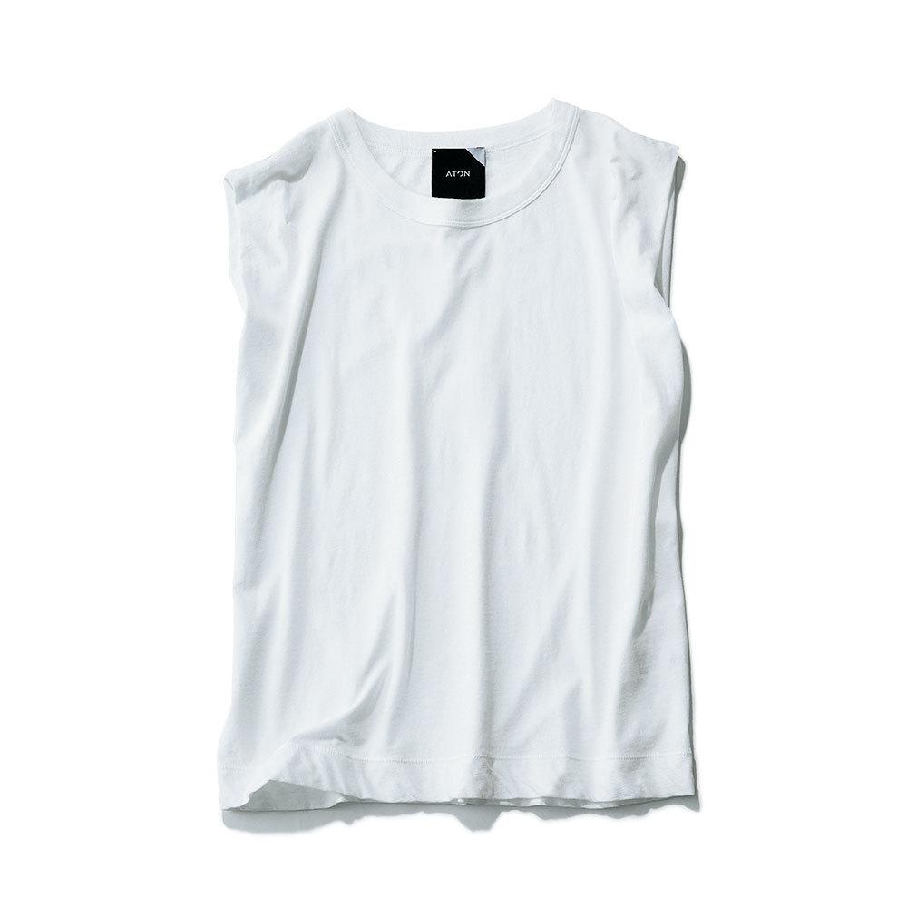 Tシャツ¥11,000/デミルクス ビームス 新宿(エイトン)
