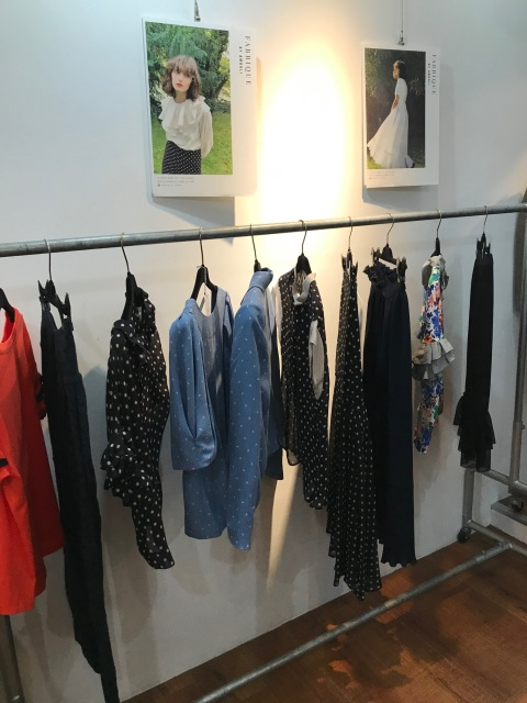 【FABRIQUE BY AMBALI(ファブリックバイアンバリ)】 2021 SS/ EXHIBITION_1_2-2
