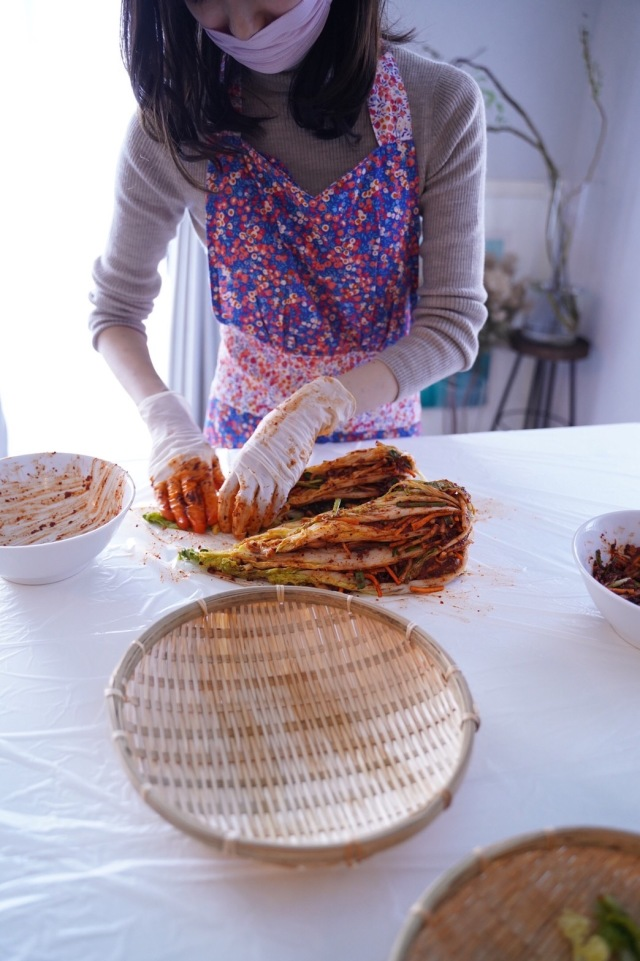 発酵食スペシャリストeririさんの「キムチ作り教室」に参加してきました!_1_4