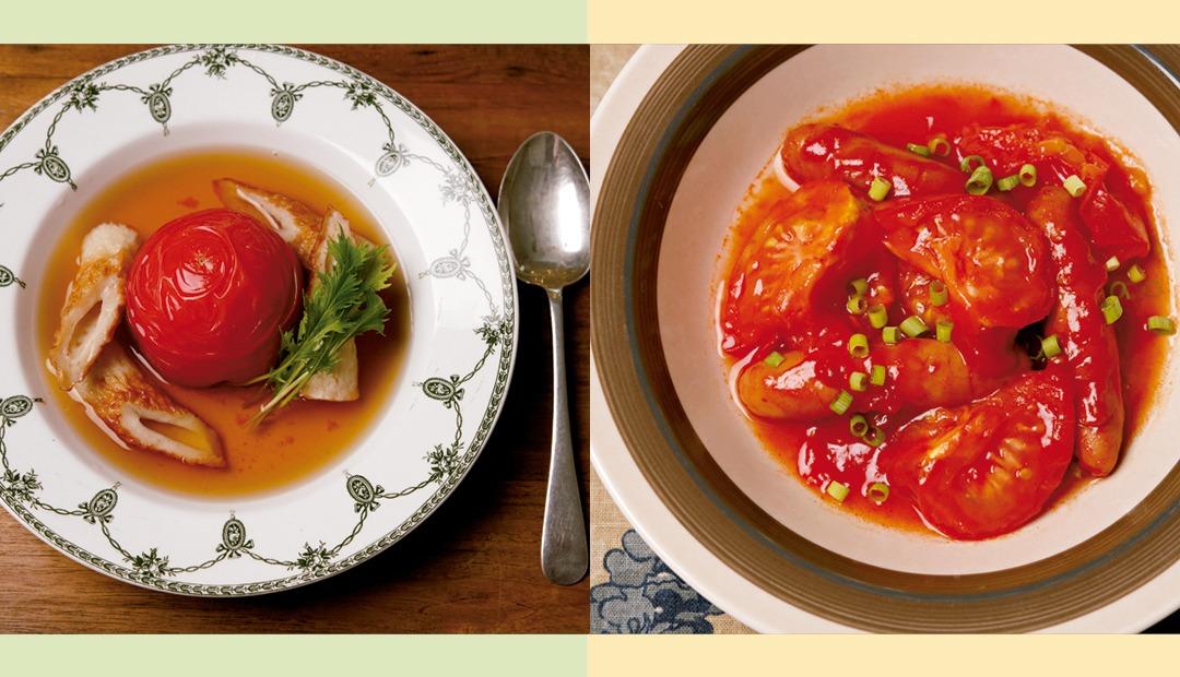 やせたい人のおでん風トマトスープ★秒でできてヘルシー!【おすすめ夜食レシピ】_1_2