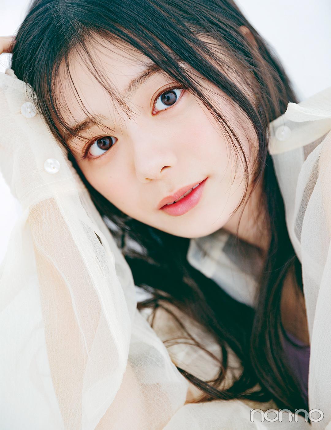 紺野彩夏が新ノンノモデルに決定!