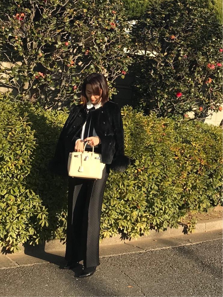 浅草歌舞伎と観劇ファッション☆_1_6
