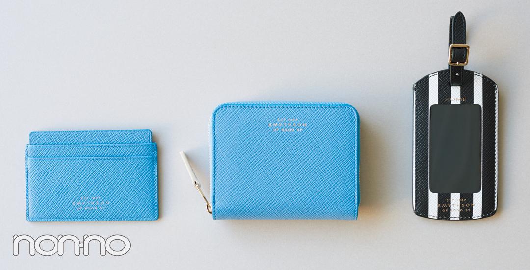 知的&センスのよさなら! スマイソンのミニ財布&カード入れ【20歳からの名品】_1_2