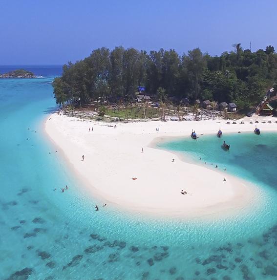 タイビーチのビーチを楽しむ、離島のホテル5選(リペ/クラダン/サメット/パンガン/チャン) _1_2-4