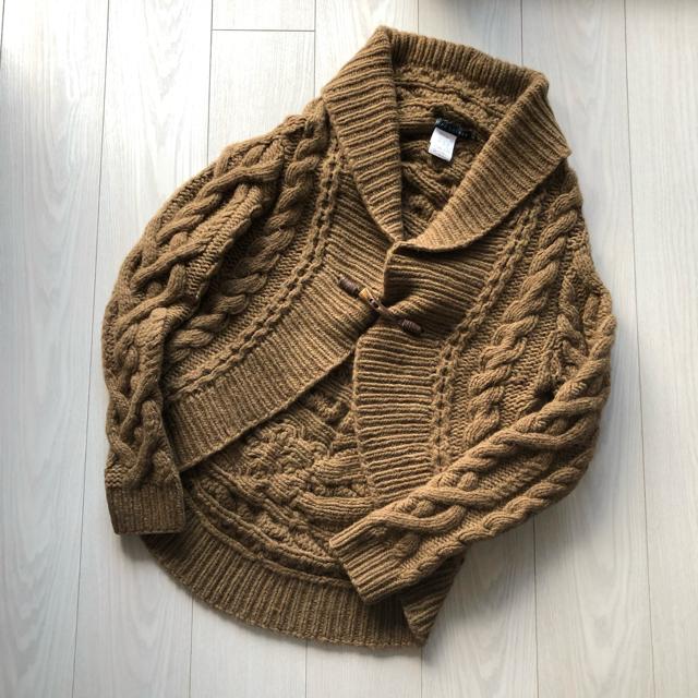 「一生もの」と大切に着ている手編みシリーズ。_1_1