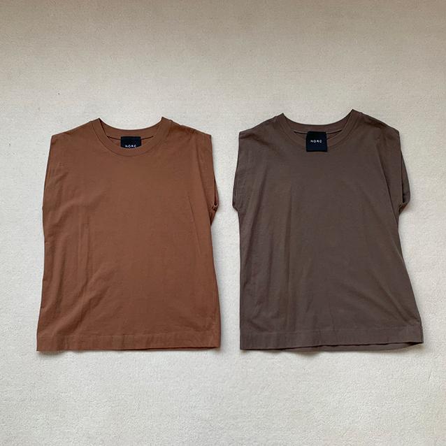 「N.O.R.C」Tシャツ
