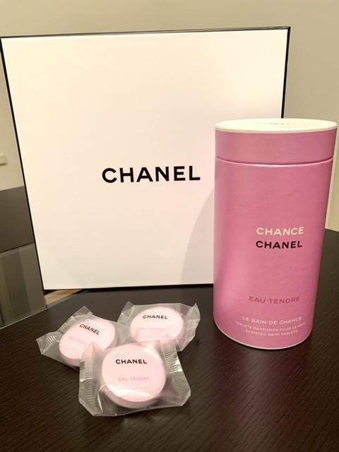 CHANELの入浴剤