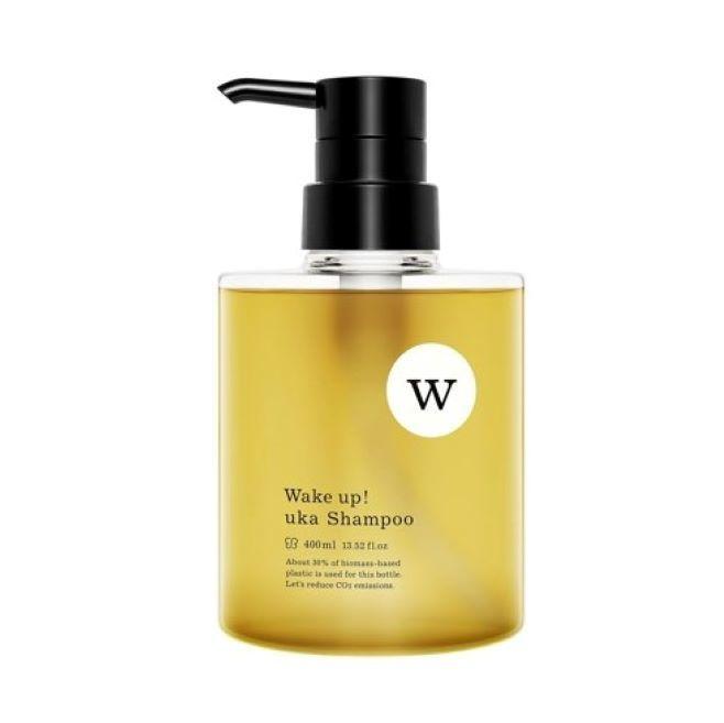 uka uka Shampoo Wake up!Chubby Bottle 400mL ¥3,850