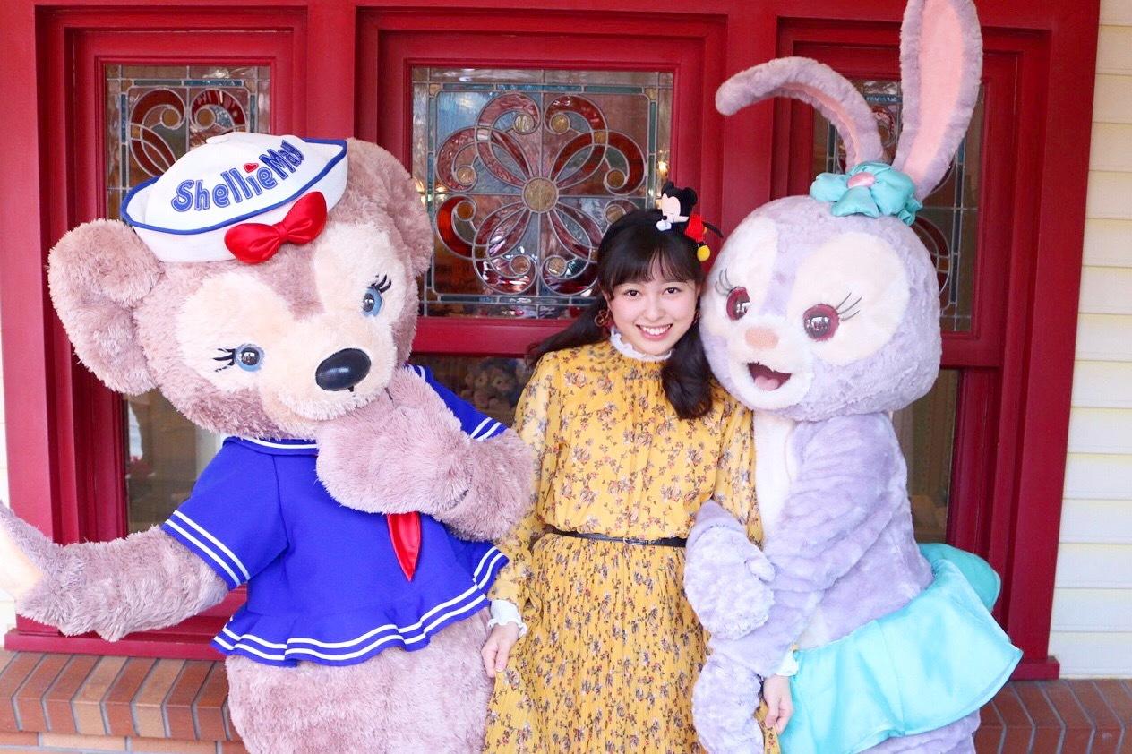 上海ディズニーランドで会えるキャラクターたちをご紹介します♡_1_2