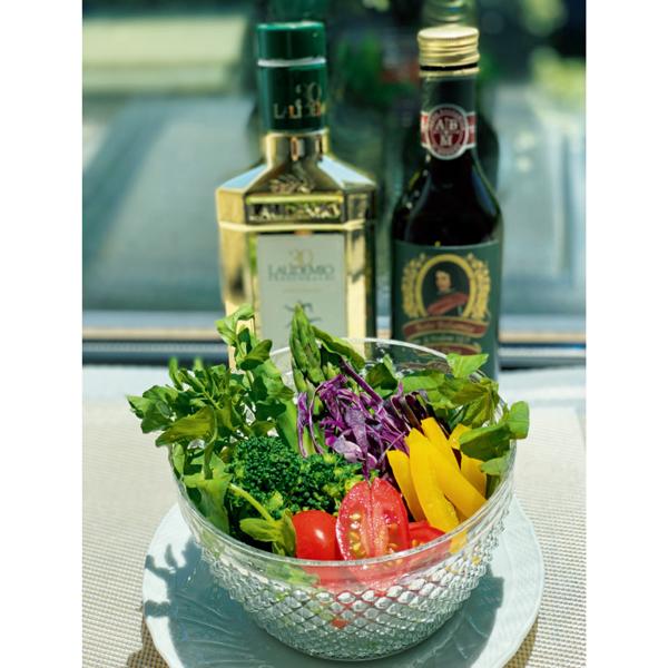 抗酸化作用の高い緑黄色野菜