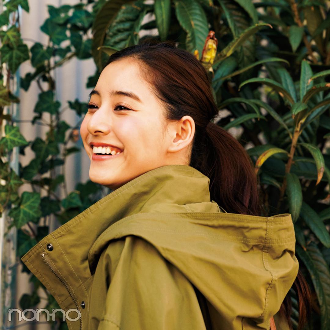 新木優子が着こなす春アウター、2019年は短め丈が狙い目!【春コーデ2019の正解】_1_2-2