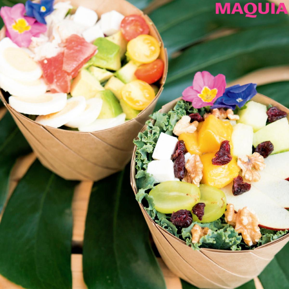 ハワイで人気のサラダ専門店「アロハサラダ 原宿店」